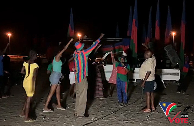 Elections 2019 – Live Feed for Elections 2019 – Namibia